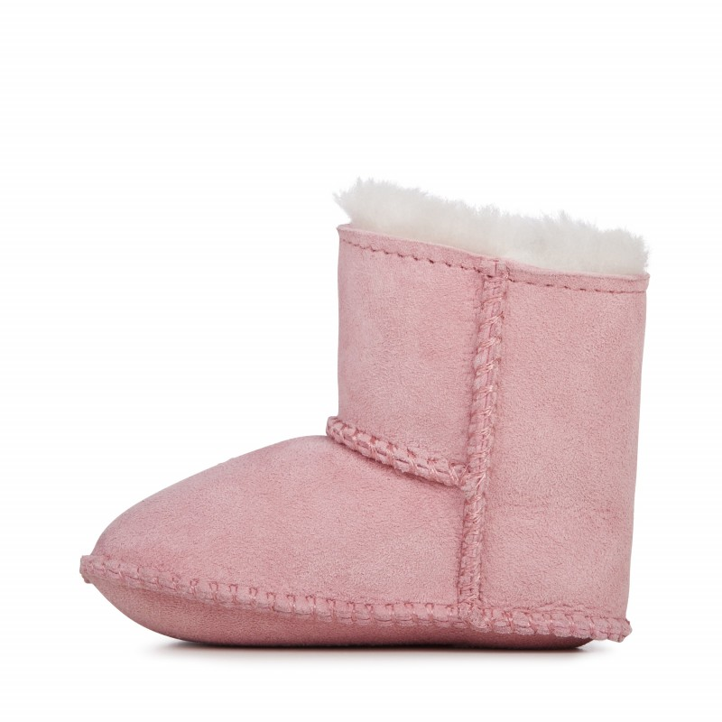 Baby Bootie E106 BABY PINK