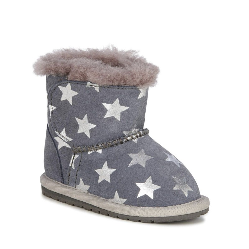 Toddle Starry Night E009 CHARCOAL