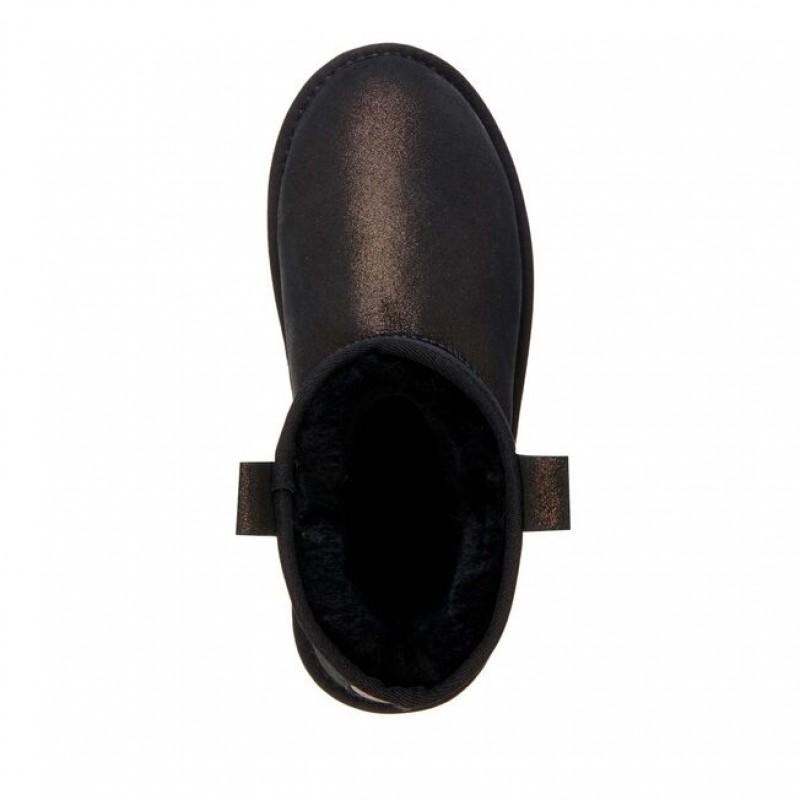 Foy Flatform Metallic E003 BLACK