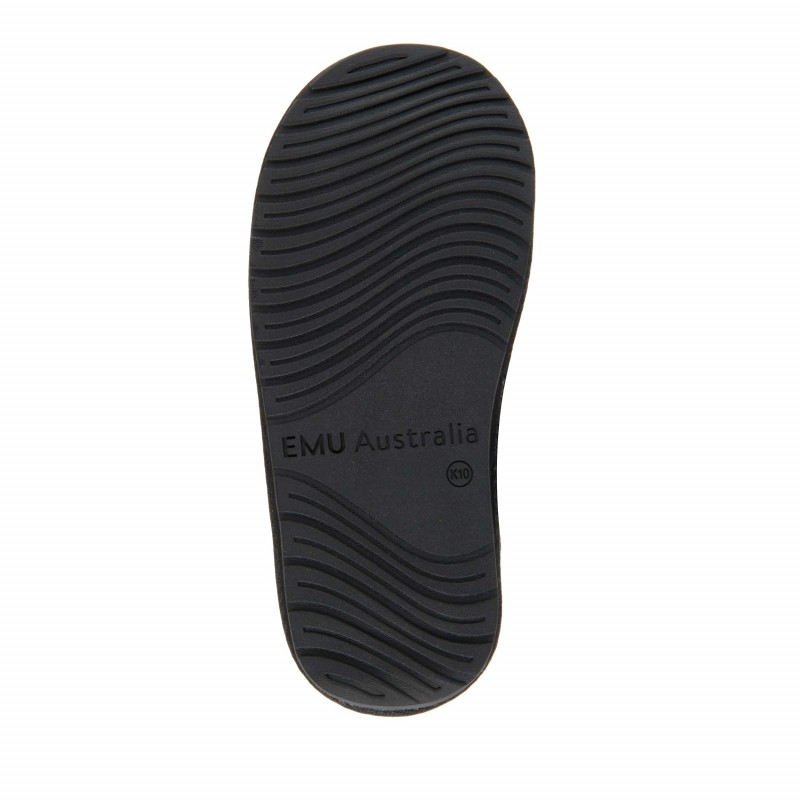 Wallaby Lo Teens E003 BLACK