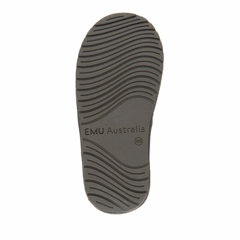Wallaby Lo Teens E009 CHARCOAL