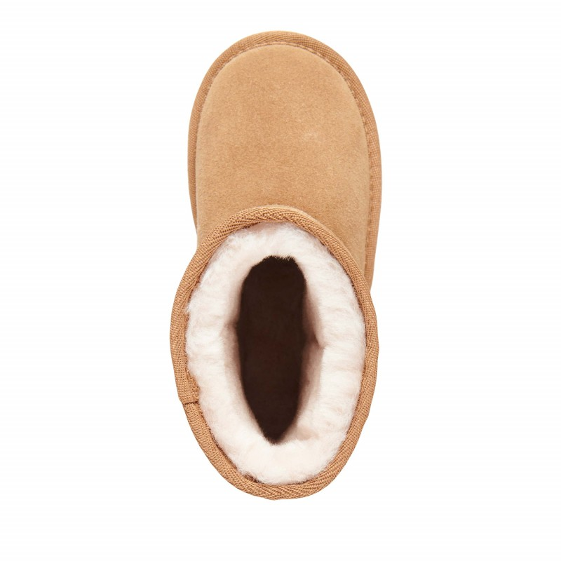 Wallaby Lo Teens E012 CHESTNUT
