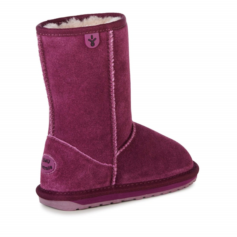 Wallaby Lo E115 PLUM