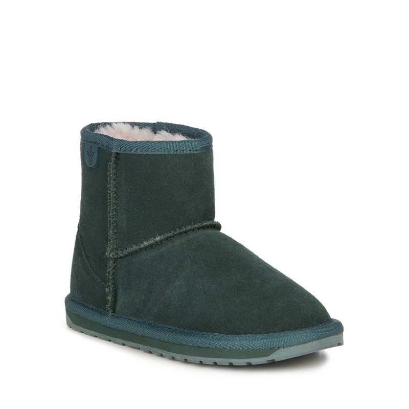 Wallaby Mini Teens E127 DEEP TEAL