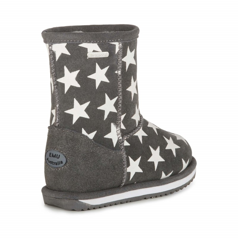 Starry Night Brumby E009 CHARCOAL