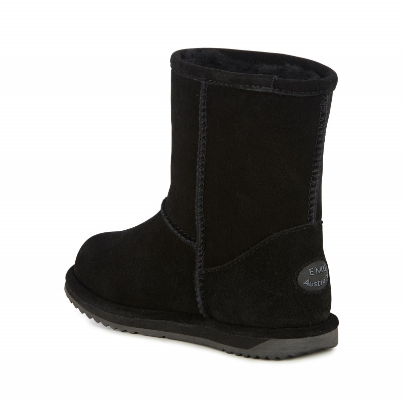 Brumby Lo Teens E003 BLACK