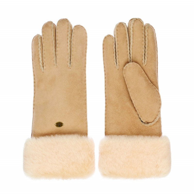 Apollo Bay Gloves E012 CHESTNUT