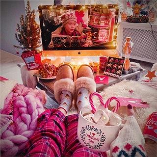 Idee Regalo Natale Pantofole Donna Emu Australia