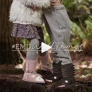 Concorso Emu Australia stivaletti bambini